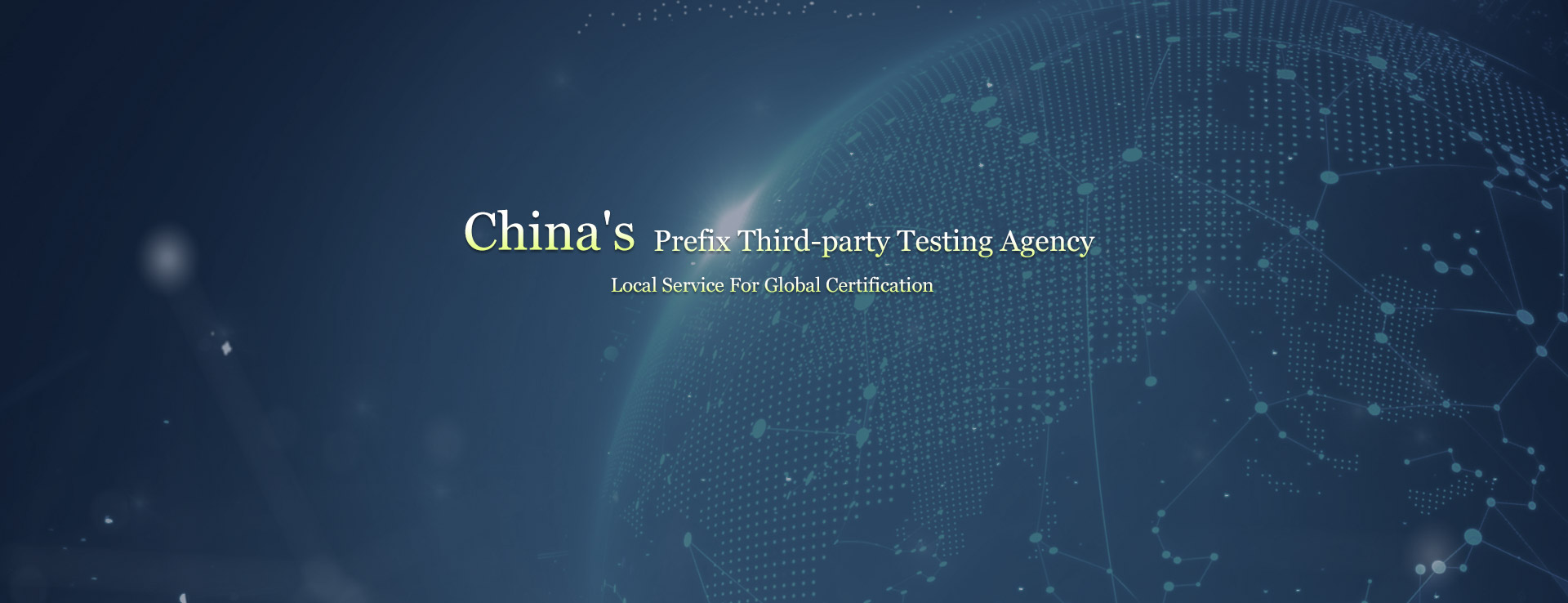 China's  Prefix Third-party Te